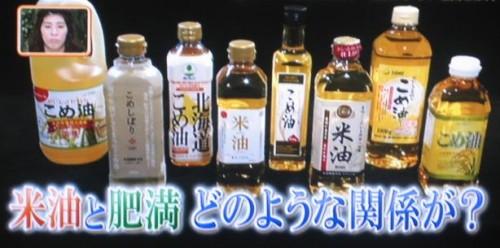 米油 肥満 三重県 所さんの目がテン!