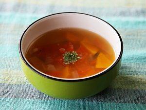 フルーツジュース あなたのスープ見せてください ハテナビ ZIP!