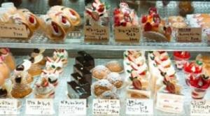 シェフレいちご農家カフェ、ケーキ・パフェ 栃木・小山市 人生の楽園 場所